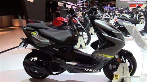 Yamaha Aerox 155vva 2019 by Yamaha Aerox 2019 Price And Release Date Bike Reviews