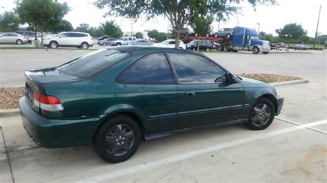 2000 Honda Civic Ex Review by 2000 Honda Civic Ex 2dr Coupe In Dallas Tx Dfw Auto