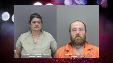 Wolcottville Couple Arrested For Sex Crimes Involving Year Old Girl