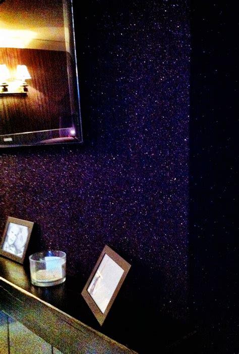 purple glitter wall paper     piant home