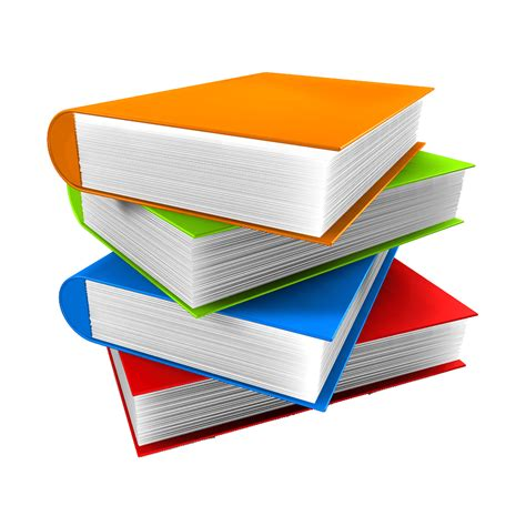 stack of books clipart png book stack transparent png stickpng