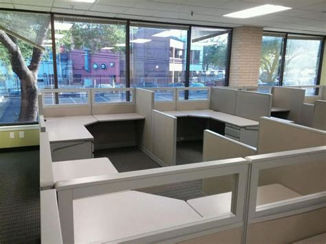 office cubicle installation  houston security company