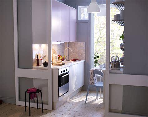 Systeme für kleine Küchen  [SCHÖNER WOHNEN]