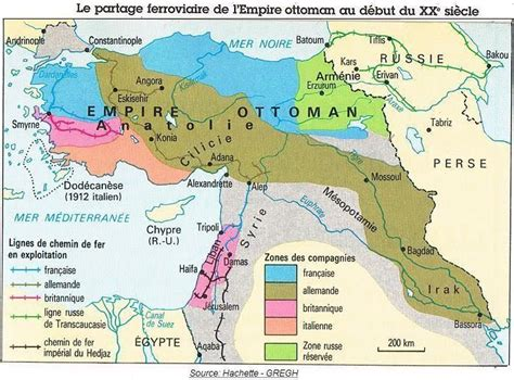 Empire Ottoman En 1914 by Les Guerres Balkaniques 1912 1913 Jean Rissoan