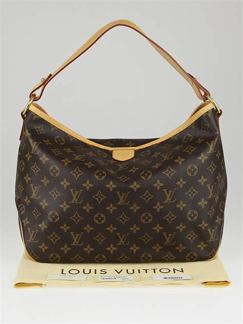 louis vuitton monogram canvas delightful pm bag yoogis