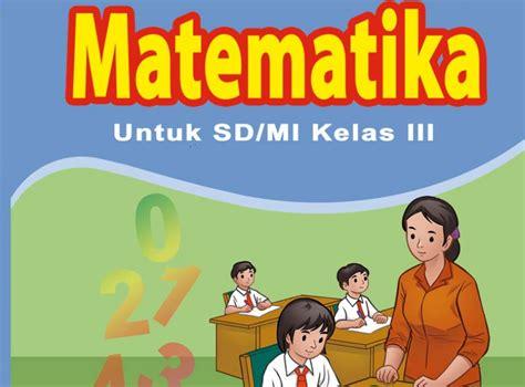 buku matematika sd mi kelas 3 belajar membaca