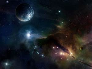 Space Art Wallpaper (Sci-Fi) - Space Wallpaper (8070336 ...