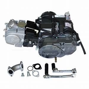 Lifan 125cc 1p54fmi Engine Motor Complete Kit For Honda