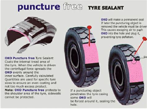 Tyre Sealant Oko Puncture Free