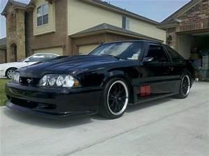 Mustang Fr500 Wheel - 18X9 Black (94-04) - LMR.com