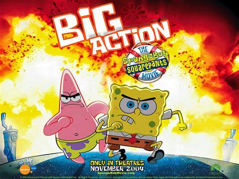 The Spongebob Movie (2015) Pop-up Trailer And 3 New