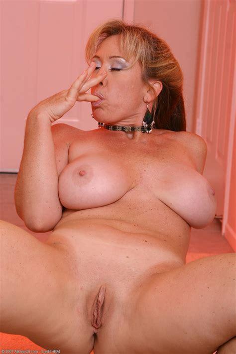 Allover Busty Milf Anita