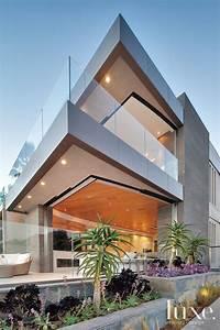 A, Modern, La, Jolla, Home, With, Sculptural, Interiors