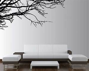 tree wall stencil designs decoseecom With best brand of paint for kitchen cabinets with family tree sticker wall art