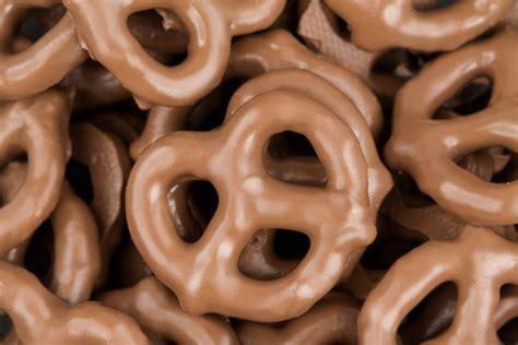 milk chocolate pretzels all chocolate chocolate
