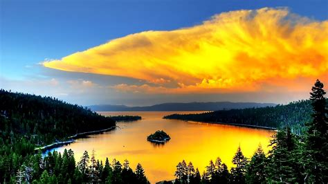Stunning Wallpapers Hd by Crater Lake Stunning Wallpaper Travel Hd Wallpapers