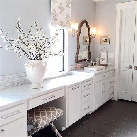 silver blue bathroom paint colors transitional