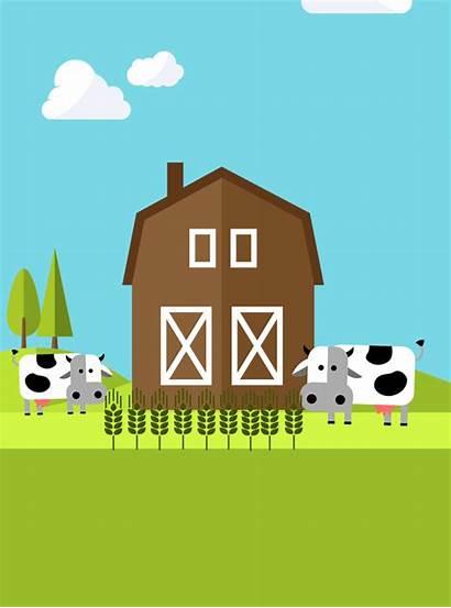 Farm Milk India Cow Dairy Farming Milking