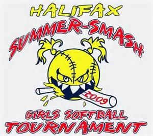 Girls Softball Logos
