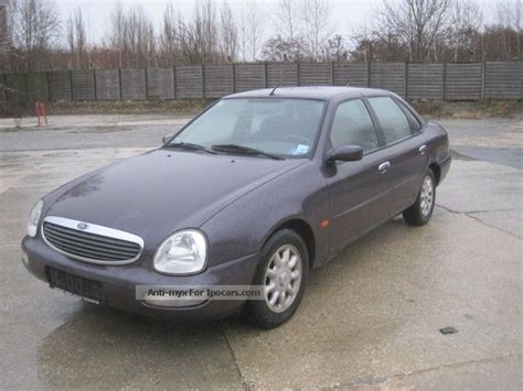 ford scorpio  euro  air car photo  specs