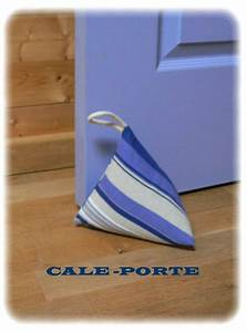 Cale Porte Tissu : cale porte berlingot association 1 toile2mains ~ Teatrodelosmanantiales.com Idées de Décoration