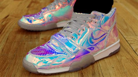 Rainbow Shoes Nike Silver 1 Sneakers Heat Max Air Air Max