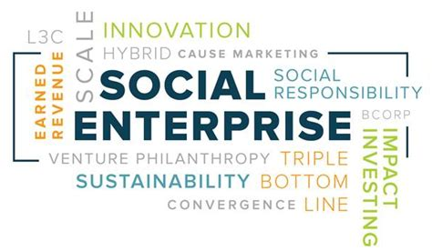 si e social entreprise is social enterprise right for your brand once a day