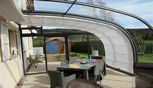 Abri De Terrasse Rideau : abri terrasse l store int gr ~ Premium-room.com Idées de Décoration