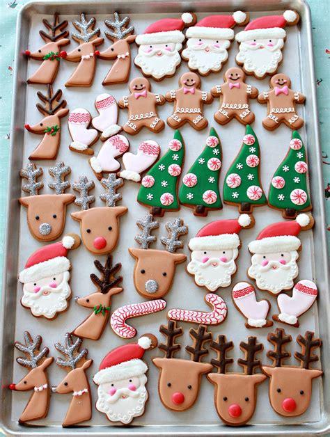 video   decorate christmas cookies simple designs