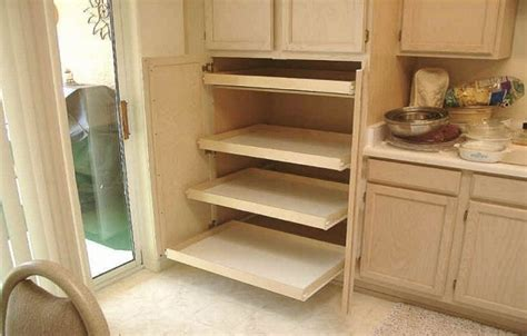 slide out racks for kitchen cabinets benefits in using pantry pull out shelves kitchen pantry 9315