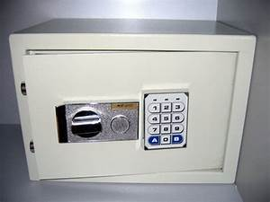 Instructions For An Electronic Digital Safe