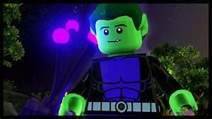 LEGO BATMAN 3 - BEAST BOY FREE ROAM GAMEPLAY! - YouTube