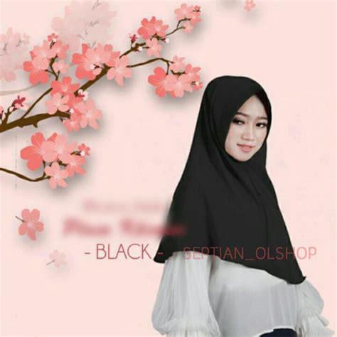 hijab instan warna tosca tutorial hijab terbaru