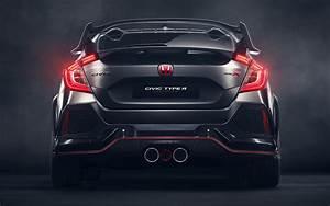 2016 Honda Civic Type R Prototype