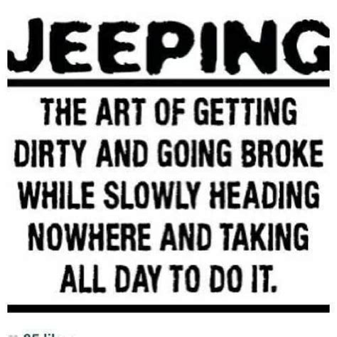 jeep quotes jeep lovers quotes quotesgram