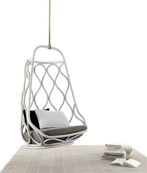 beautiful hanging basket chair idea to resting in your