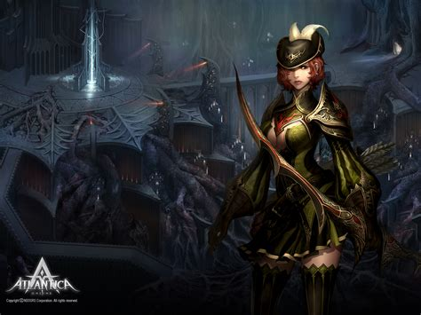 Top Atlantica Online Background In High Quality FRESHWALL