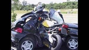 Accident De Voitures : les accidents de la route moto voiture et camion youtube ~ Medecine-chirurgie-esthetiques.com Avis de Voitures