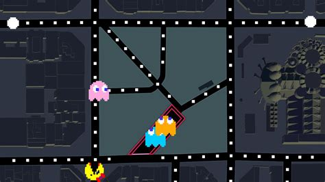 ms pac man  google maps  todays  time waster