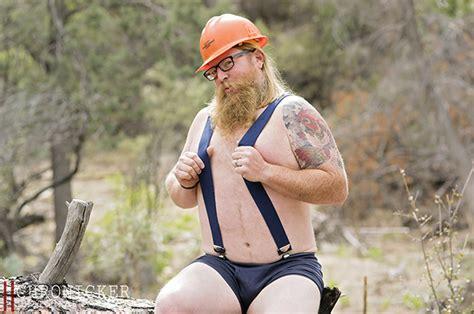 burly arizona fireman stars  sexy viral photo shoot