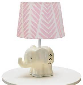 Nursery Dividers by Lamp Base With Shade Elephant Traditional Kids Lamps