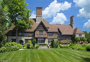 Mel Gibson's Tudor-Style Mansion in Greenwich - Hooked on ...