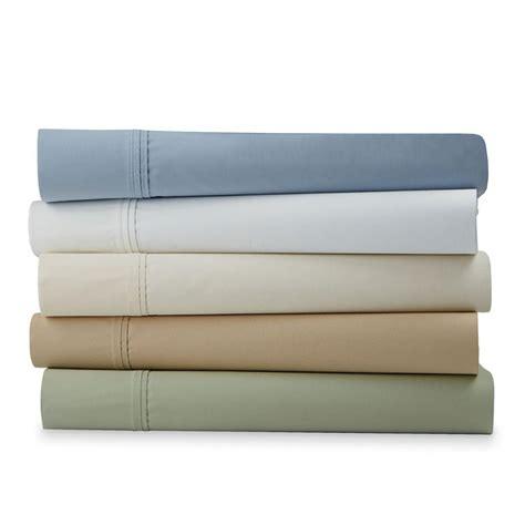 cannon 300 tc cotton sheet home bed bath