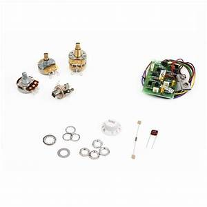 Fender Stratocaster Mid Boost Kit