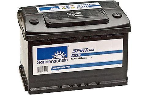 sonnenschein start line zehn batterien im labortest bilder autobild de