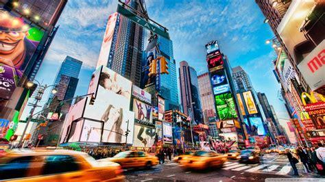 hd wallpaper  york times square