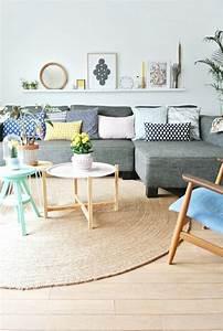 Schönes Wohnzimmer Gestalten : pastell farbpalette bei der inneneinrichtung 47 ideen ~ Sanjose-hotels-ca.com Haus und Dekorationen