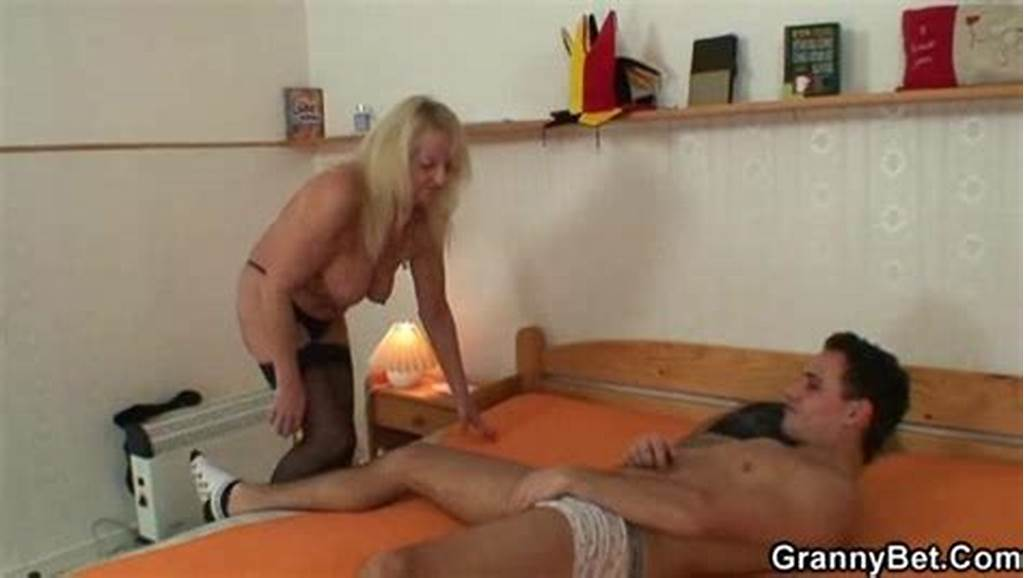 #Granny #Suck #And #Fuck #With #Young #Man