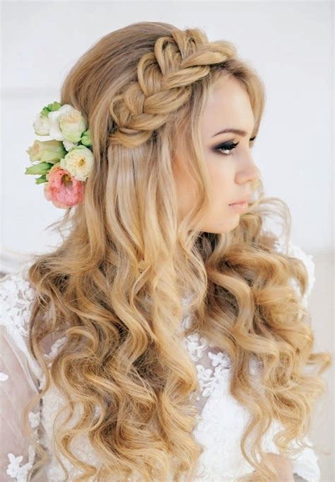 bridal hairstyles for long hair braids 35 wedding hairstyles discover next year s top trends for