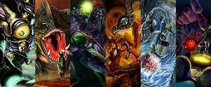 Zelda Legend Epic Backgrounds Desktop Wallpapers Ocarina